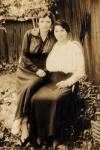 Aunt Anna and Mama Hinda